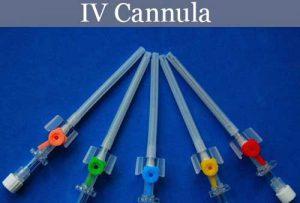 IV-Cannula